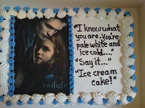 Mehr twilight cakes