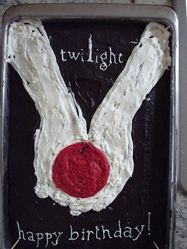 More twilight cakes