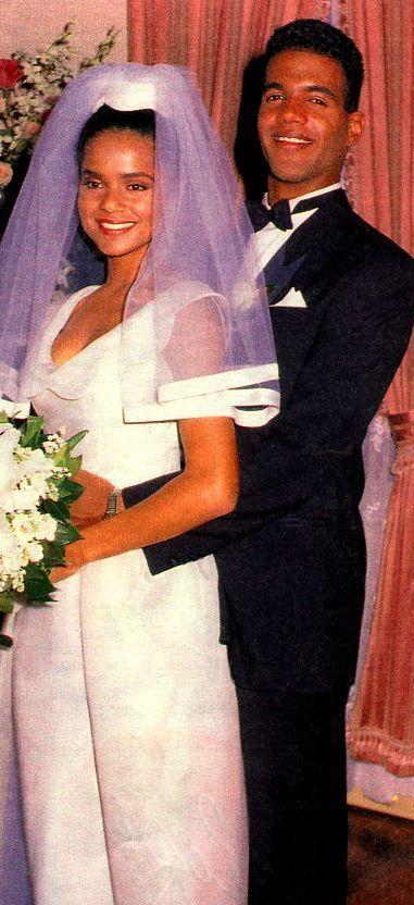 Neil & Dru's 1rst wedding