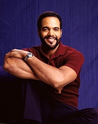 The Young and the Restless karatasi la kupamba ukuta possibly containing skin and a portrait called Neil Winters-Kristoff St. John