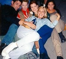 Nicholas, Seth, Aly, Charisma, & Sarah