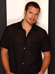 The Young And The Restless kertas dinding titled Nick Newman-Joshua Morrow