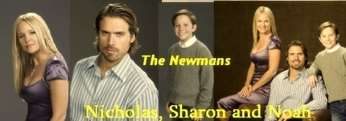 Nick & Sharon & Noah collage