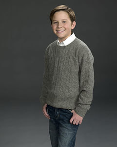 Noah Newman-younger played por Hunter Allan