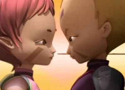 ODD+AELITA=LOVE - code-lyoko Photo