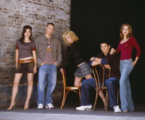 One Tree Hill Season 2 Photoshoot <3