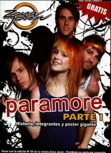 Paramore (Peruvian Rock Magazine)