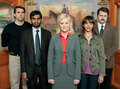 Parks and Recreation Cast - parks-and-recreation photo