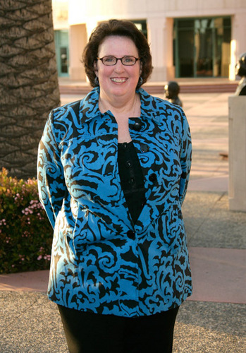 Phyllis Smith @ 'Inside the Office'