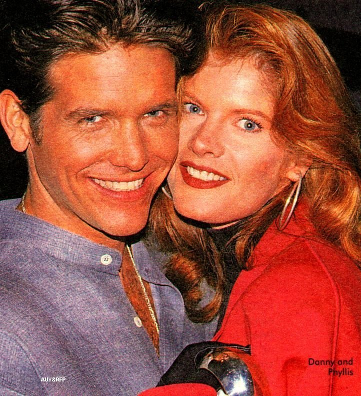 The Young and the Restless Phyllis Summers & Danny Romalotti