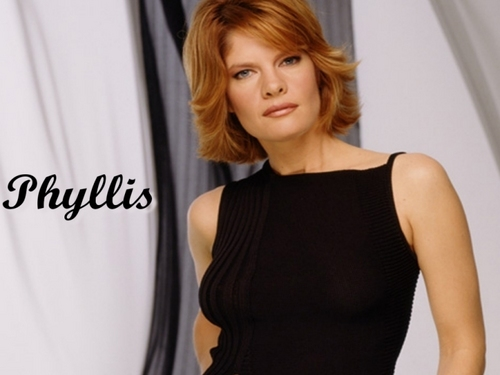 Phyllis Summers-Michelle Stafford - the-young-and-the-restless Photo