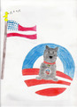 Portuguese Water Dog for the Obama Girls - barack-obama fan art