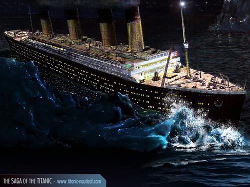 RMS Titanic Wallpaper