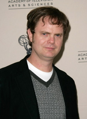 Rainn Wilson @ 'Inside the Office'