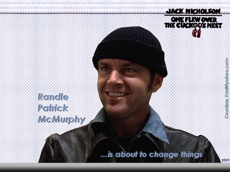 a biography of randle p mcmurphy He chose to attend college on a drama scholarship at the university of michigan's drama program, where he played the role of randle p mcmurphy in one flew over the cuckoo's nest but restless to move on to the big time, tom transferred to nyu the following year and spent the next 2 years studying at the stella adler conservatory at the.
