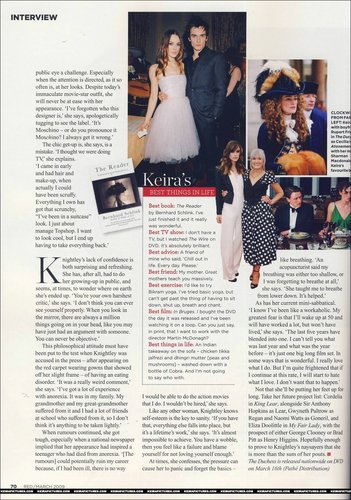 Red Magazine - March 2009