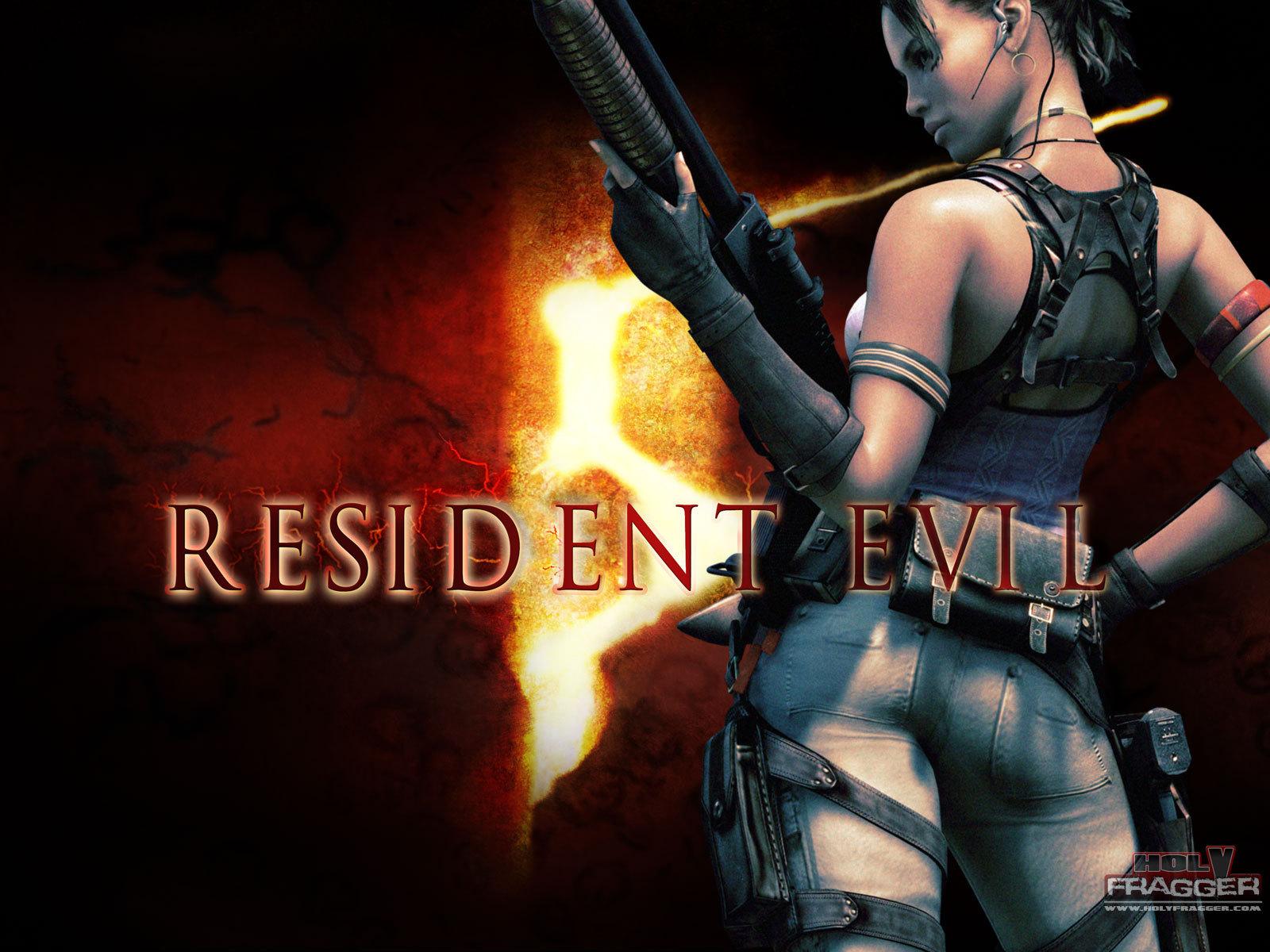 Resident Evil Wallpaper Resident Evil 5 Wallpaper 4931720