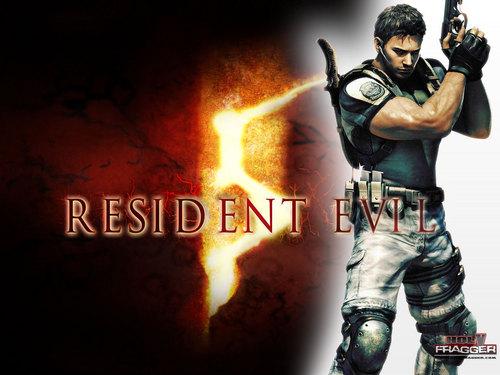 Resident Evil % দেওয়ালপত্র