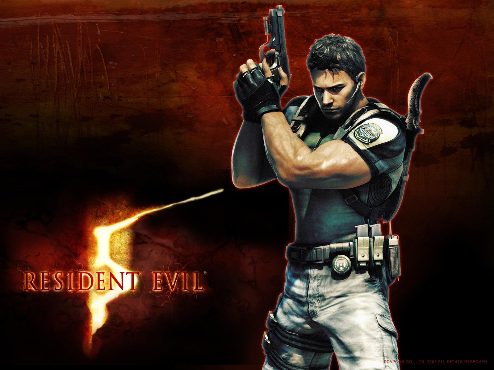 Resident evil 5 images resident evil wallpaper hd - Wallpaper resident evil 5 ...