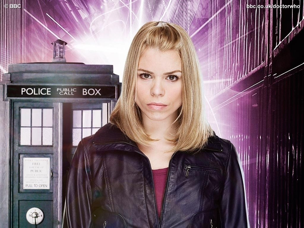 Dr Who Rose
