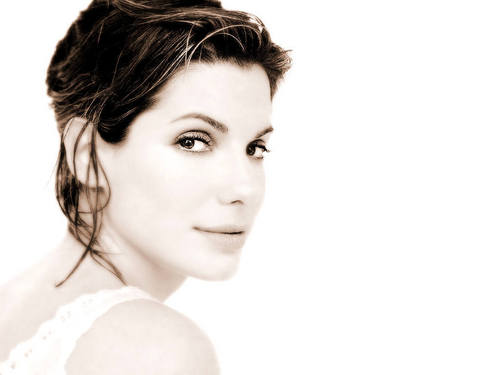 Sandra Bullock wallpaper with a portrait entitled Sandra Bullock