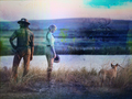 Sarah &amp; Drover - australia-a-baz-luhrmann-film wallpaper