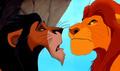 Scar & Mufasa