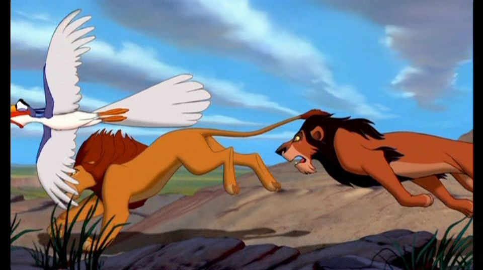 Lion King Scar And Mufasa Image