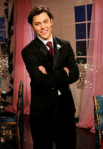 The Young and the Restless wallpaper with a business suit and a suit titled Scotty Granger-Blair Redford