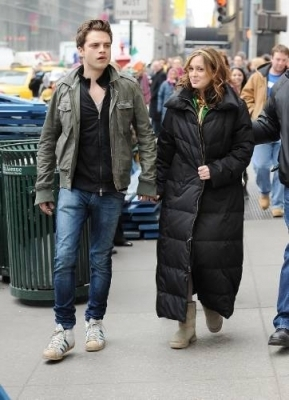 Sebastian & Leighton on GG Set
