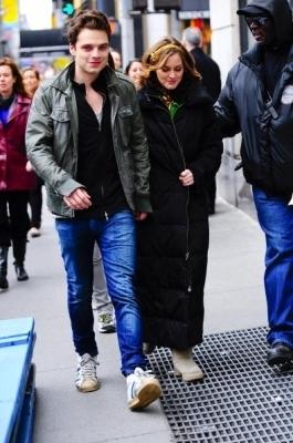 Sebastian & Leighton on GG Set