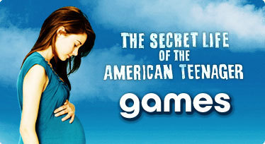 "Secret Life Pregnant Amy ""Games"" Pic"