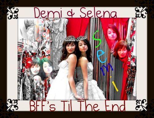 Sel & Dem BFF's