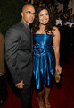 Shemar Moore &amp; Jordin Sparks - criminal-minds photo