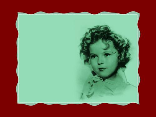 Shirley Temple wallpaper