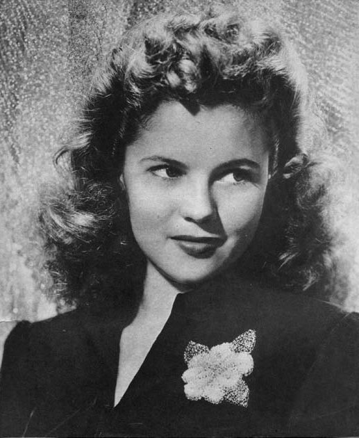 Shirley Temple Shirley in Since You Went Away