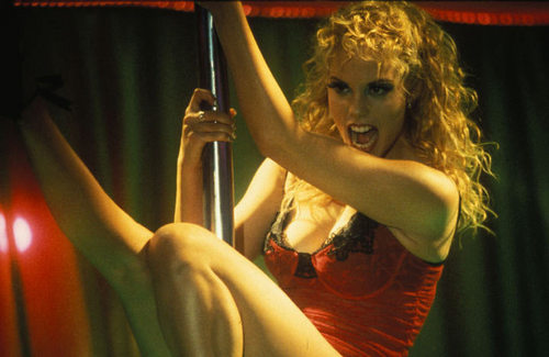 Elizabeth Berkley wallpaper possibly containing a concert called Showgirls