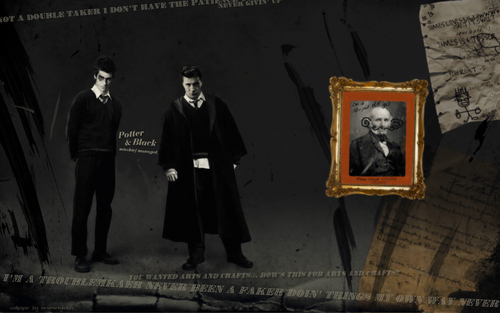Sirius Black wallpaper possibly containing a sign and a business suit entitled Sirius <3