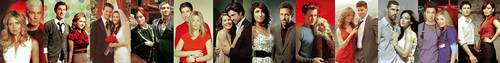 TV Couples Banner - Created by Chel1395 - tv-couples Fan Art