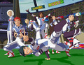 Team - galactik-football photo