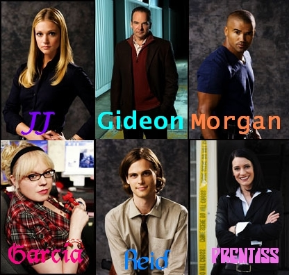 The-Criminal-Minds-Team