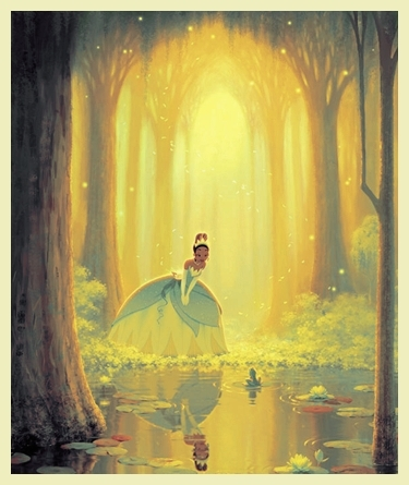 The Princess and the Frog - upcoming-movies Fan Art