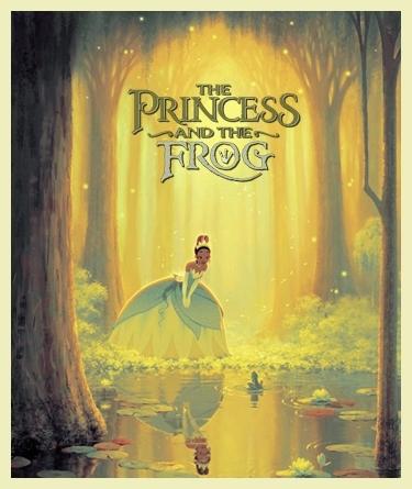 شاهزاده خانم و قورباغه