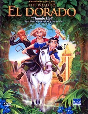 The Road To El Dorado karatasi la kupamba ukuta with anime called The Road To El Dorado