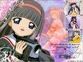 cardcaptor-sakura - Tomoyo wallpaper