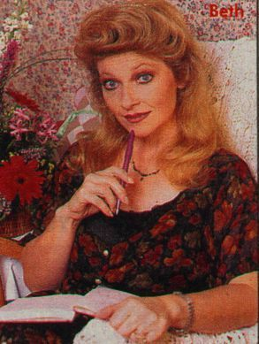 The Young and the Restless wallpaper entitled Traci Abbott-Beth Maitland