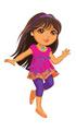 Tween Dora Revealed!