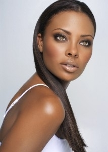 The Young And The Restless kertas dinding containing a portrait titled Tyra Devons aunt-Eva Pigford Marcil