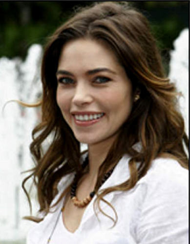 The Young and the Restless wallpaper containing a portrait called Victor Newman-Amelia Heinle