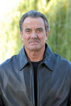 The Young And The Restless kertas dinding titled Victor Newman-Eric Braeden
